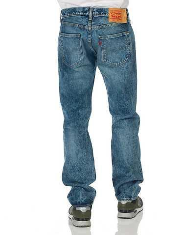 LEVIS MENS Blue Clothing / Jeans 34x34