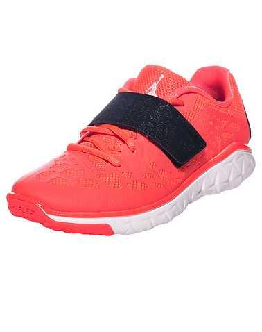 JORDAN GIRLS Orange Footwear / Running 4Y