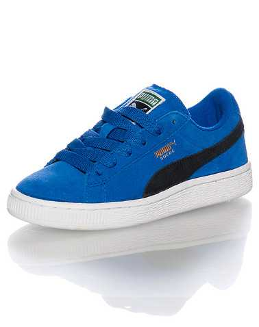 PUMA BOYS Blue Footwear / Sneakers 4