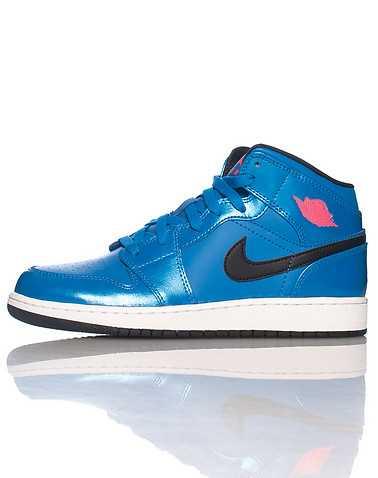 JORDAN BOYS Blue Footwear / Sneakers 6Y