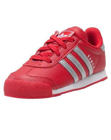 adidas GIRLS Red Footwear / Sneakers