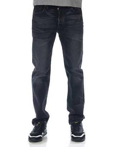 LEVIS MENS Black Clothing / Jeans 36x32