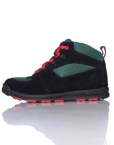 TIMBERLAND BOYS Black Footwear / Boots 7