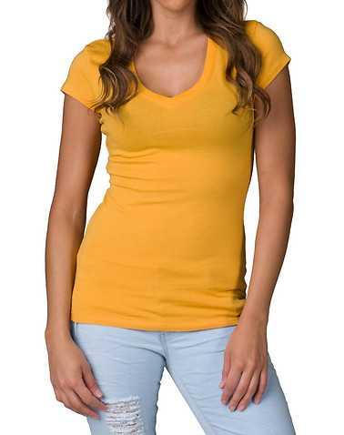 ESSENTIALS WOMENSedium Yellow Clothing / Tops