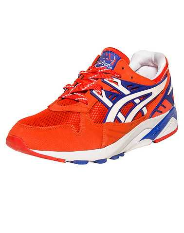 ASICS MENS Orange Footwear / Sneakers 10
