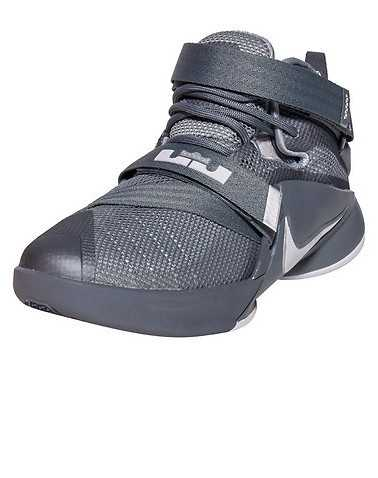 NIKE BOYS Grey Footwear / Sneakers