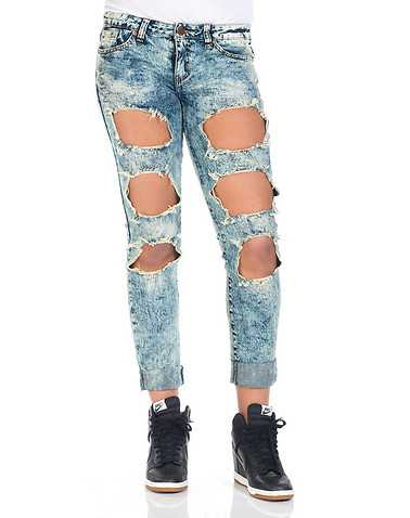 ESSENTIALS WOMENS Blue Clothing / Jeans 5