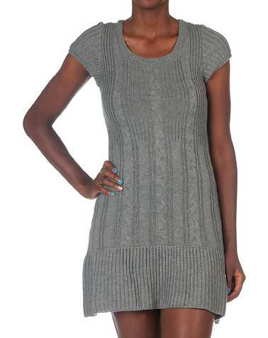 ESSENTIALS WOMENS Grey Clothing / Dresses