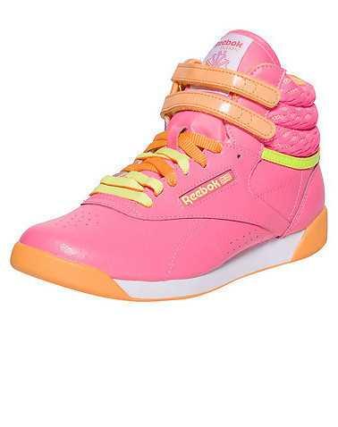REEBOK GIRLS Pink Footwear / Sneakers