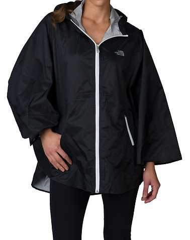 THE NORTH FACE WOMENS Black Clothing / Light Jackets 0