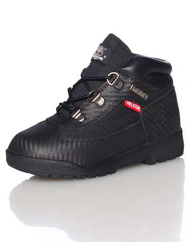 TIMBERLAND BOYS Black Footwear / Boots 5
