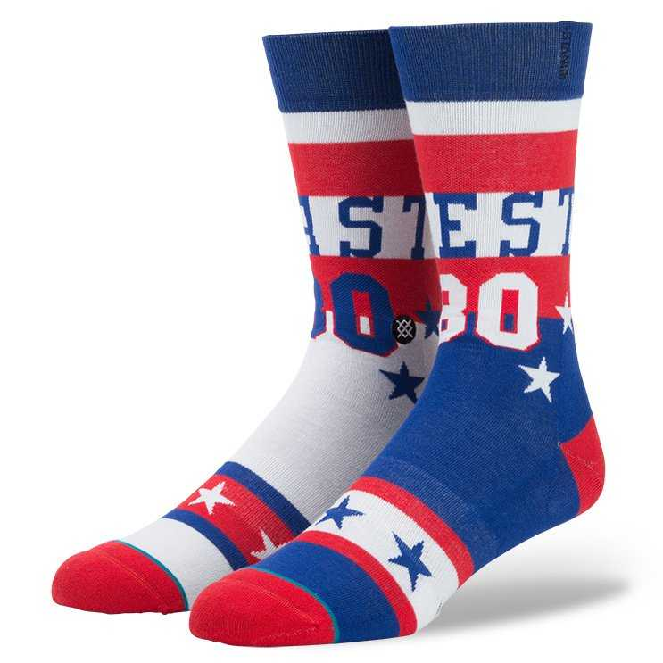 Stance 1980 All Star NBA Hardwood Socks
