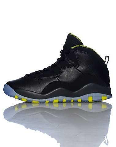 JORDAN BOYS Black Footwear / Sneakers 6Y