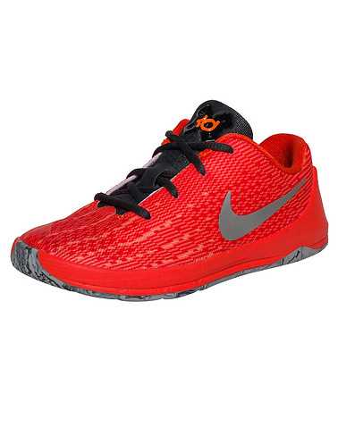 NIKE BOYS Orange Footwear / Sneakers