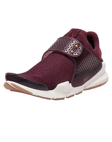 NIKE WOMENS Burgundy Footwear / Sneakers 7
