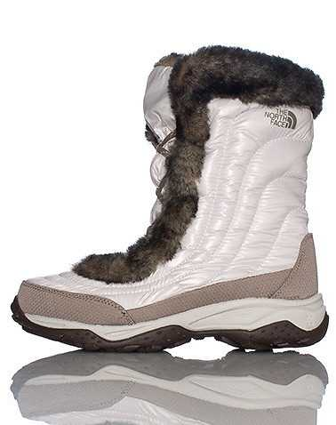 THE NORTH FACE GIRLS White Footwear / Boots