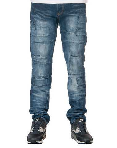 HERITAGE MENS Blue Clothing / Jeans