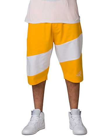 PLAY CLOTHS MENS Yellow Clothing / Bottoms