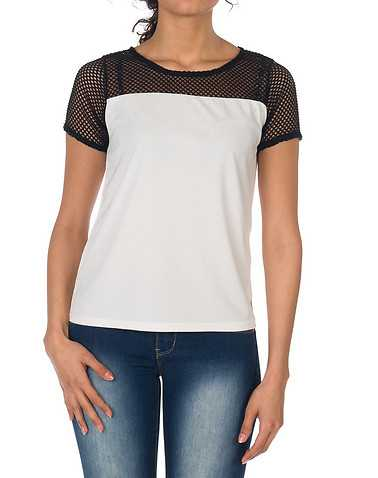 ESSENTIALS WOMENS White Clothing / Tops S