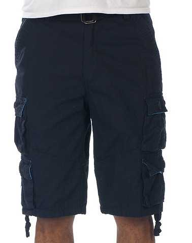 DECIBEL MENS Navy Clothing / Shorts 38