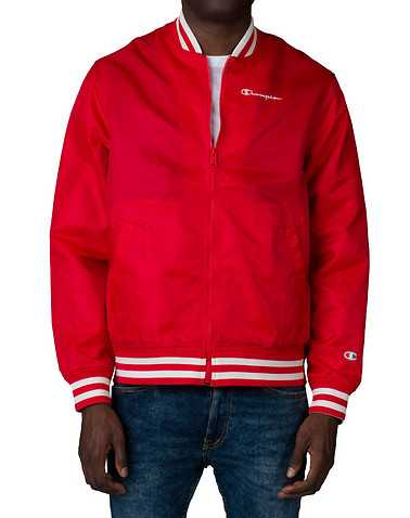 CHAMPION MENS Red Clothing / Outerwear XXL