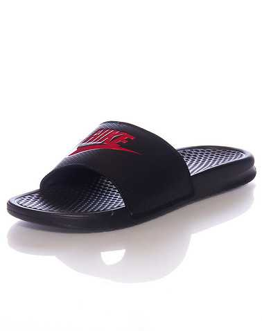 NIKE SPORTSWEAR MENS Black Footwear / Sandals 11
