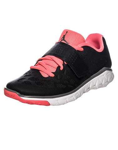 JORDAN GIRLS Black Footwear / Running 5.5Y