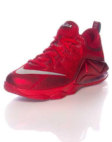 NIKE BOYS Red Footwear / Sneakers 4.5Y