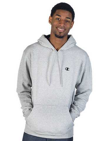 CHAMPION MENS Grey Clothing / Hoodies