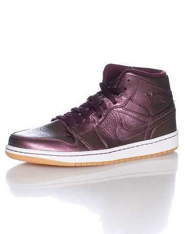 JORDAN MENS Purple Footwear / Sneakers 10