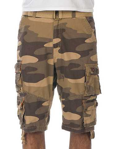 DECIBEL MENS Brown Clothing / Shorts 38