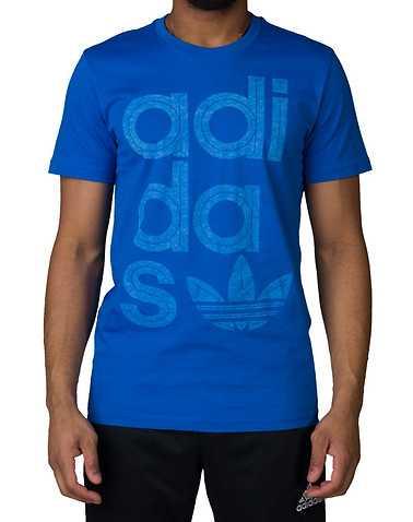 adidas MENS Blue Clothing / Tops