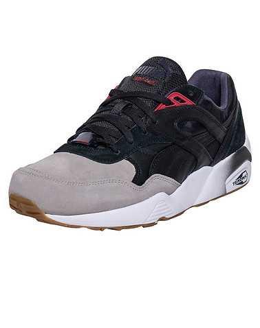 PUMA MENS Black Footwear / Sneakers