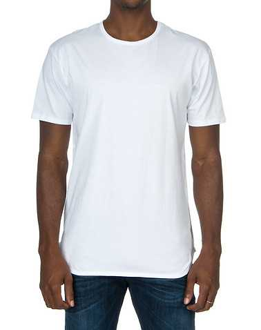 DECIBEL MENS White Clothing / Tops L