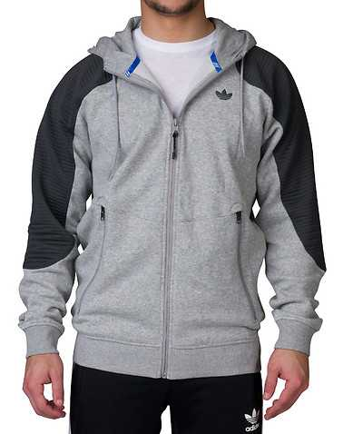 adidas MENS Grey Clothing / Sweatshirts L