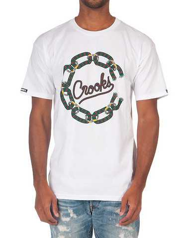CROOKS AND CASTLESENS White Clothing / Tops