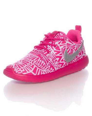 NIKE GIRLS Pink Footwear / Sneakers 5C