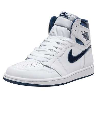 JORDAN MENS White Footwear / Sneakers