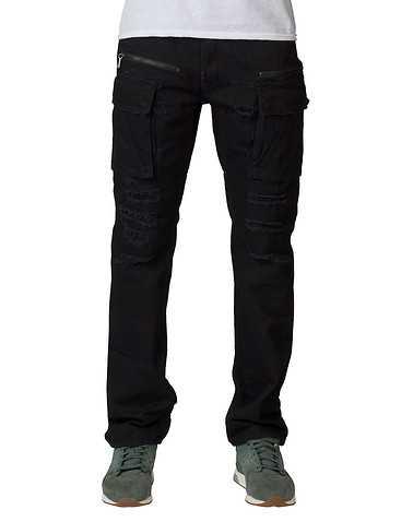 A.K.O.O. MENS Black Clothing / Pants