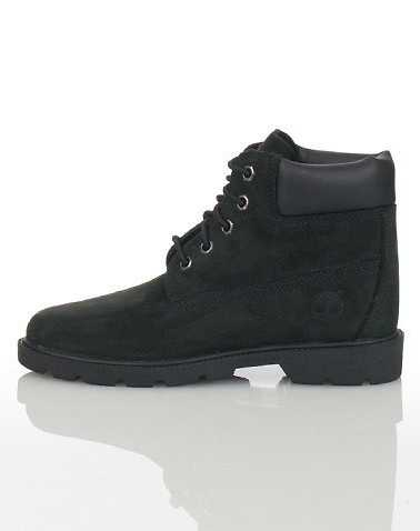 TIMBERLAND BOYS Black Footwear / Boots
