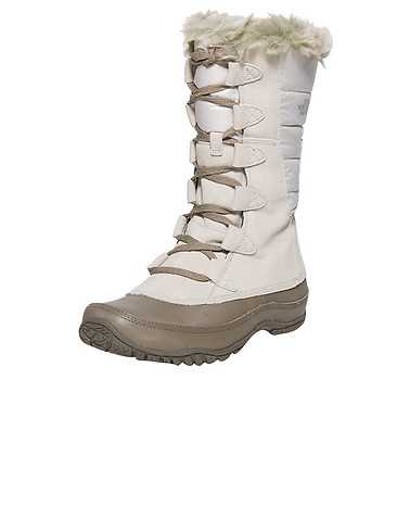 THE NORTH FACE WOMENS White Footwear / Boots 7.5