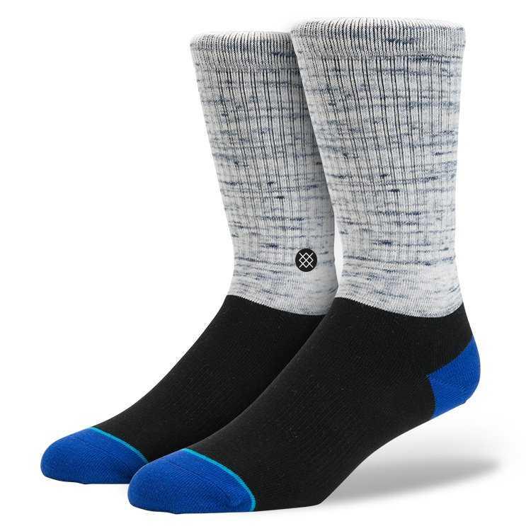 Stance Brewster WHT L anthem Socks