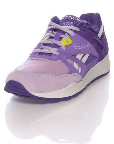 REEBOK WOMENS Purple Footwear / Sneakers
