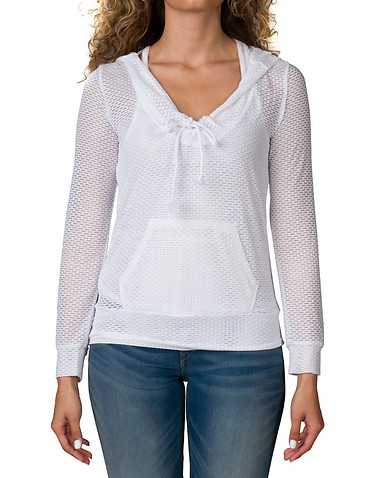 ESSENTIALS WOMENS White Clothing / Tops