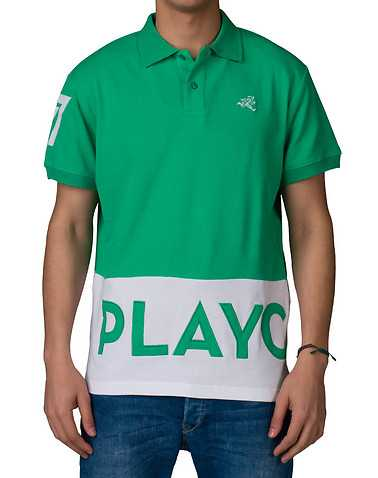 PLAY CLOTHSENS Green Clothing / Tops