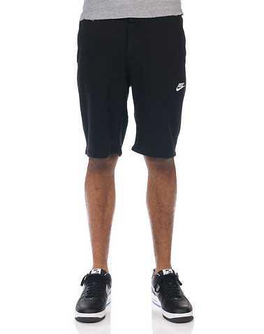 NIKE MENS Black Clothing / Shorts S