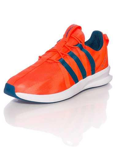 adidas BOYS Orange Footwear / Sneakers