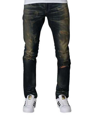 CRYSP MENS Blue Clothing / Jeans