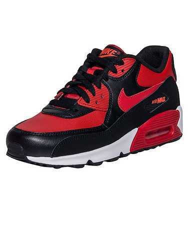 NIKE BOYS Red Footwear / Sneakers