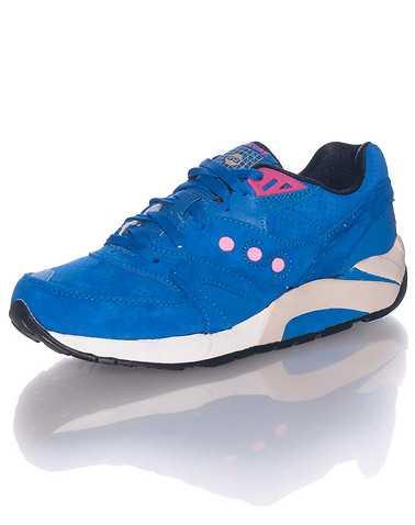 SAUCONY MENS Blue Footwear / Sneakers 10.5